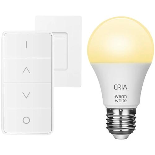 ERIA A19 Soft White Smart Lighting Starter Kit