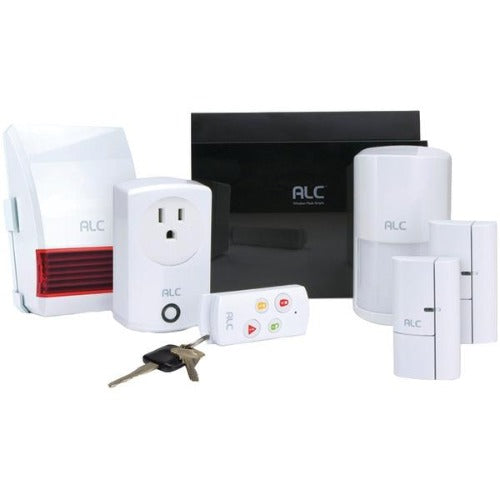 ALC Connect Plus Complete Smart Home Security System