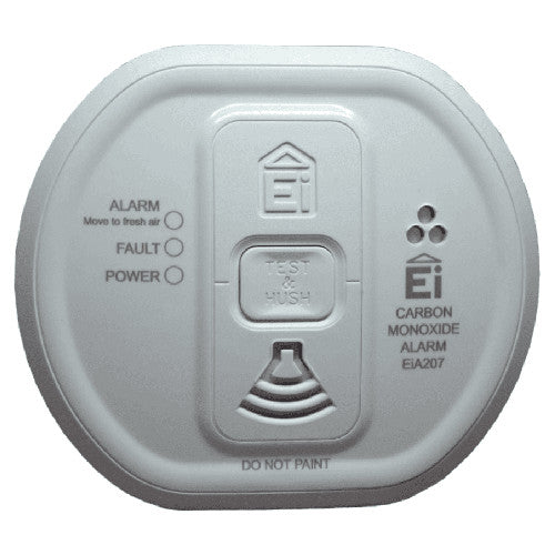 Alula RE615 Connect+ Carbon Monoxide Detector