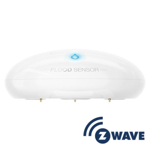 Fibaro Water and Temperature Smart Sensor for Z-Wave