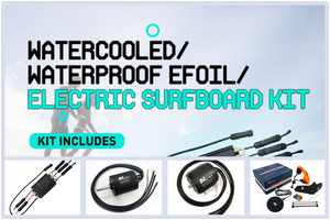 Electric Surfboard Boat Kit 120116 Motor/300A ESC/Remote Specfications and Advantages