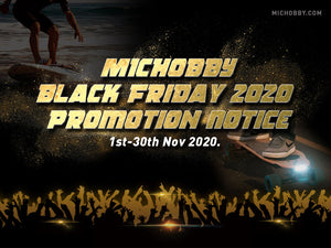Black Friday 2020 Promotion Notice