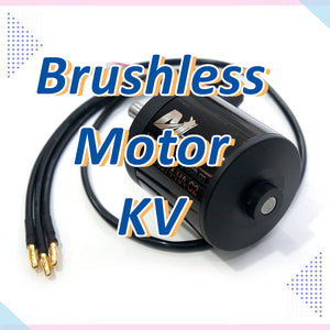 How to test motor KV? Why my tested motor KV is different from the specification?