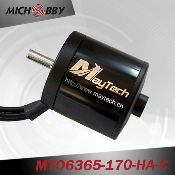 maytech brushless dc motor black closed cover splash waterproof outrunner hall sensor engine