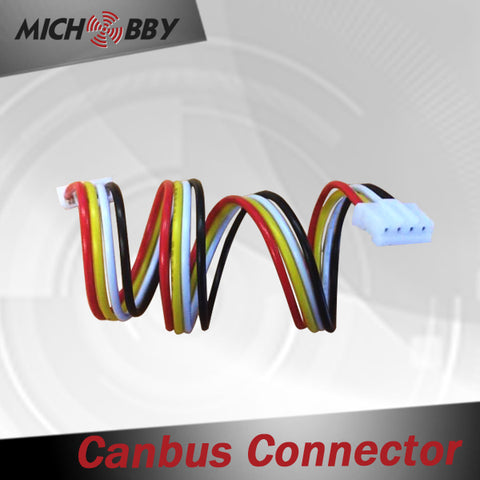 Canbus connector for VESC speed controller