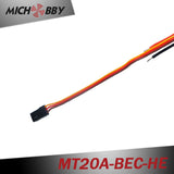 20A 3S ESC Brushless Electric Speed Controller for RC Airplanes Helicopters MT20A-BEC-HE