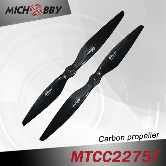 Folding blade propeller for agriculture drone uav spraying drone