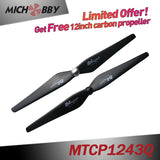 (Giveaway 11-13inch Carbon propellers)  Get Free carbon fieber propeller When Place any Order