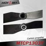 Carbon fiber propeller 13x3.0inch for Yuneec Q500+