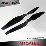 Carbon fiber propeller 18.0x5.5inch for drone agriculture sprayer