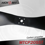 Carbon fiber propeller 20.0x5.5inch for big photography drone
