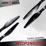 Carbon fiber propeller 28.0x9.2inch for Big Photography Drone