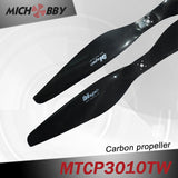 Carbon fiber propeller 30.0x8.0inch for Big Aerial Photography Filming