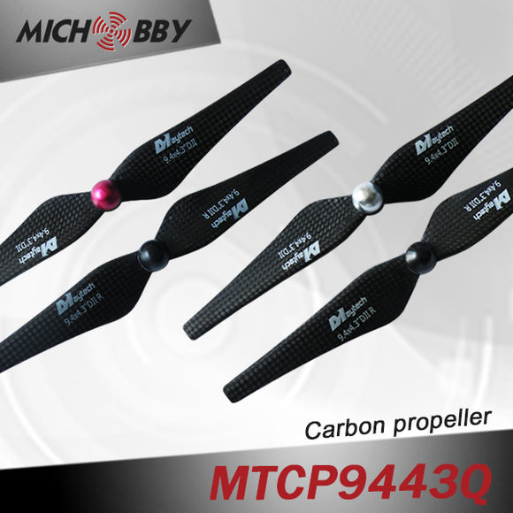 Carbon Fiber Propeller 9.4X4.3inch for Phantom 2 vision and Phantom