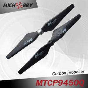 Maytech 9.4x5.0inch carbon fiber propeller for Phantom 2 vision and Phantom