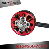 50pcs 4260 600KV/750KV/850KV Brushless Outrunner Sensorless Motor Open Cover for Rc Airplane/Helicopter/Robotics
