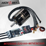 Maytech Hot Combo 5065 motor+Vedder VESC for electric skateboard