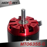 Maytech sensorless 6355 190KV 230KV motor for electric longboard and underwater robots