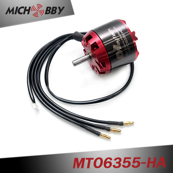 Maytech 6355 electric scooter engine with hall sensor for electric mountainboard