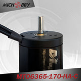 Maytech 6365 170kv brushless motor with closed motor and 50A VESC based controller for eskate