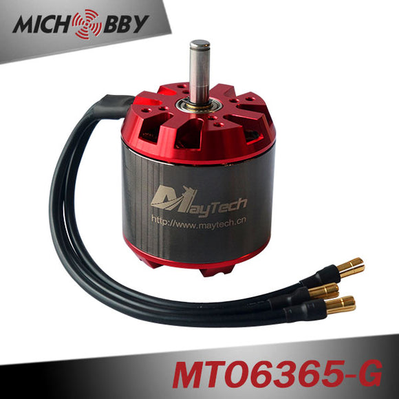 Maytech sensorless 6365 200KV brushless outrunner motor for electric skateboards/e-bike