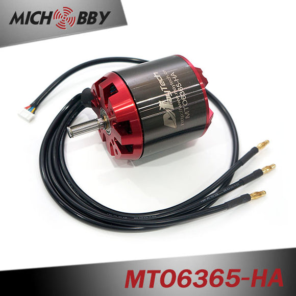 Maytech sensored engine 6365 electric scooter motor for electric skateboard