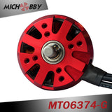 Maytech 6374 brushless outrunner motor for electric skateboards/e-bike