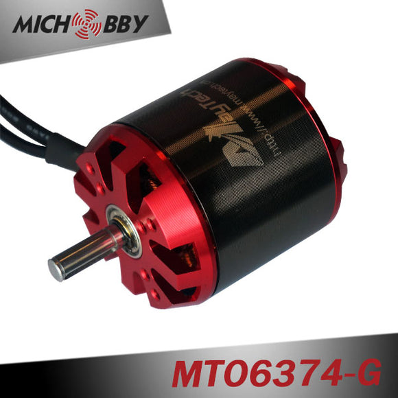 Maytech Sensorless 6374 170KV 190KV brushless outrunner motor for rc airplane/electric skateboards/e-bike