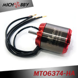 Maytech sensored 6374 170KV 190KV electric motor for electric vehicle/ diy electric skateboard