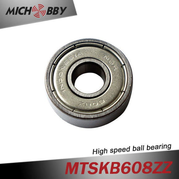 In Stock! Japanese NSK Ball Bearings F608zz (10pcs) for Wheels etc. MTSKB608ZZ