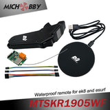 (Plug and Play) Maytech Fully Waterproof Efoil Kits with MTI65162 Motor + 300A ESC + 1905WF Remote + Progcard
