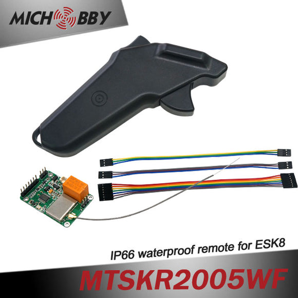 (Ready to Ship) Maytech MTSKR2005WF V2 ESK8 Screen Remote for DIY skateboard Compatible with VESC FOCBOX