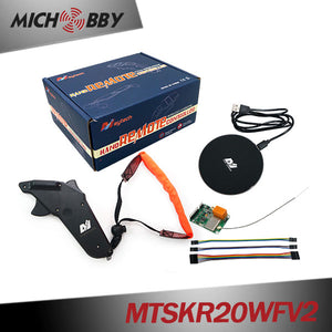 (Ready to Ship) Maytech MTSKR20WFV2 V2 ESK8 Screen Remote for DIY skateboard Compatible with VESC FOCBOX