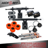 In Stock! Maytech Electric Longboard Drive Kit 5065 6355 6365 6374 Brushless Dc Motor Eskateboard Remote Trucks Superfoc6.8 VESC6