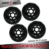 4PCS Longboard Wheels Electric Skateboard Wheel 97mm/90mm/83mm