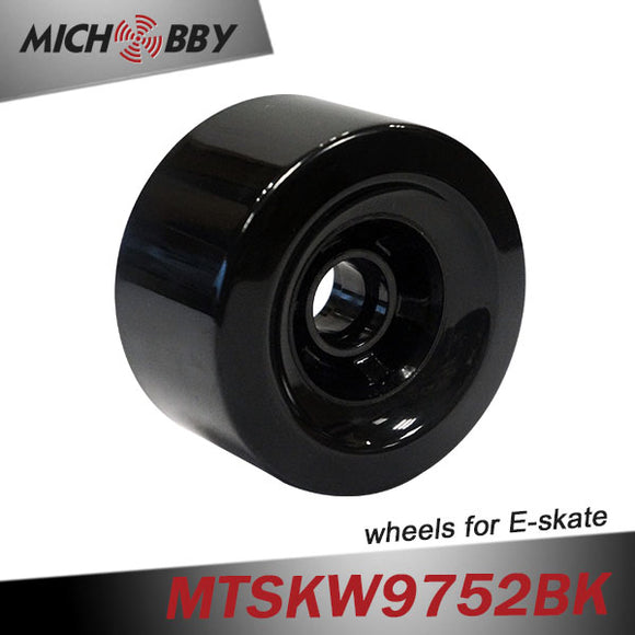 In Stock! Longboard Wheel Road Racing Electric Skateboard Wheel 97mm 85A With ball bearing