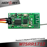 In Stock! Receiver for Maytech electric skateboard longboard New 2.4ghz wireless remote controller