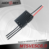 Maytech 8085 160kv brushless dc engine with sealed cover and VESC6.0 based controller for combat robots