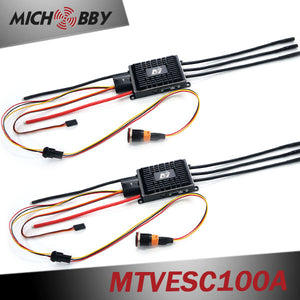 Maytech 2pcs 100A VESC4.12 based Speed Controller for Electric Skateboard/Mountainboard/Fighting Robotics