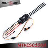 New VESC100A 100A ESC based on VESC speed controller for electric skateboard fighting robots