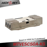 Heat Sink Aluminum Case for MTVESC50A/SUPERFOC6.8 Electric Speed Controller