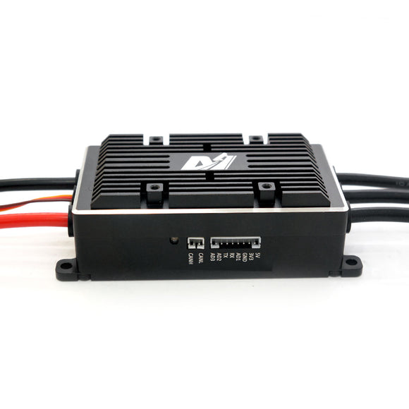 Maytech Pre-Order New 200A MTVESC6.12 SUPERCASE200A VESC6 based controller for Robotics Efoil Electric Surfboard e-Skateboard
