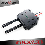 MTVESC7.5DU Dual 50A VESC based Electric Speed Controller for Motorized Skateboard/Mountainboard