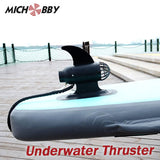 Electric Fin Waterproof Brushless Underwater Motor Thruster for ROV RC Boat Submarine