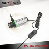 12V 30W water pump and DC-DC module for electric surfboard efoil electric boat ESCs/Motors