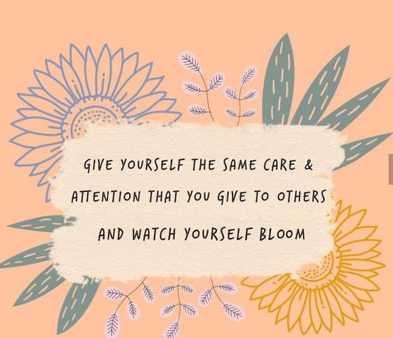 Take Care of Yourself Tuesday