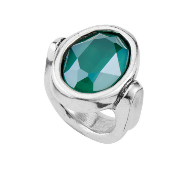 Orion Green Ring