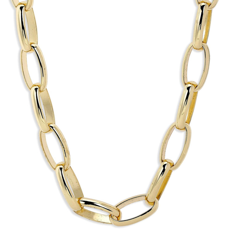 Rán Gold Chain Necklace