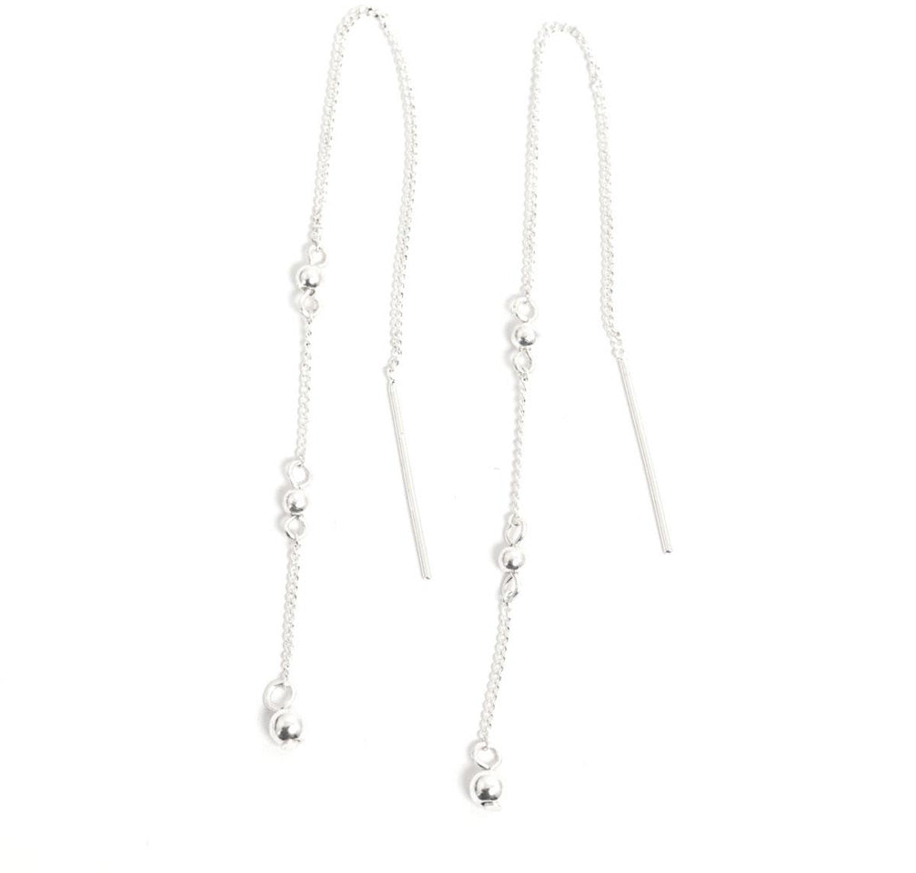 Young Boheme Earrings - Silver