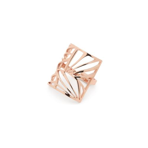 Asami Rose Gold RIng